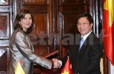 Vietnam y Colombia fortalecen relaciones