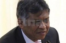 ASEAN urge a ampliar intercambio comercial