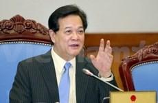 Gobierno vietnamita analiza situación socioeconómica