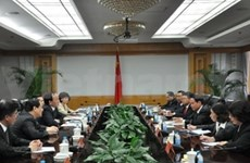 VNA y Xinhua impulsan cooperación informativa