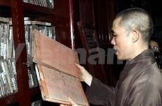 Grabados de Vinh Nghiem, nuevo patrimonio