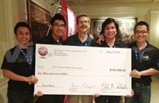 Participarán alumnos vietnamitas en concurso internacional de matemática