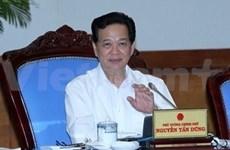 Premier insta a aplicar estrictas políticas financieras