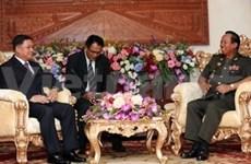 Cambodia y Tailandia aceleran retiro de tropas de zona fronteriza