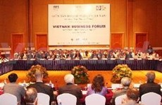 Celebran Foro empresarial de Vietnam