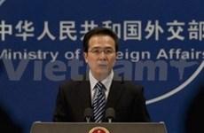 China se compromete a mantener paz en Mar Oriental
