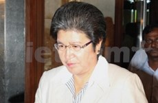 Asume cargo primera embajadora china ante ASEAN