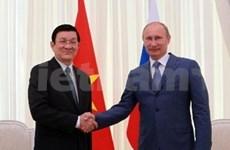 Vietnam y Rusia impulsan asociación integral