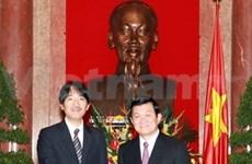 Ratifica Vietnam prioridad de nexos con Japón
