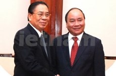 Visita Laos vicepremier vietnamita