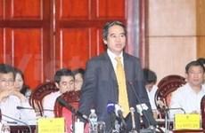 Ministros comparecen ante parlamento
