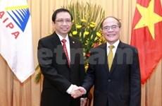 Vietnam e Indonesia impulsarán nexos legislativos