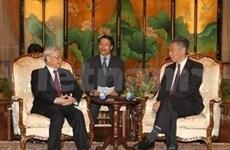 Vietnam y Singapur intensifican cooperación