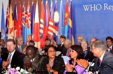 OMS en Pacífico Occidental aprueba 10 resoluciones