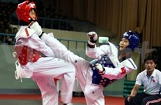 Militares de 34 países asisten a torneo Taekwondo