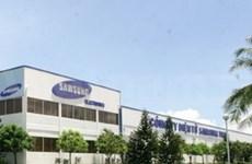 Inversiones millonarias de Samsung Electronics Vietnam