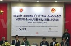 Vietnam y Bangladesh fomentan vínculo comercial