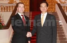 Comercio Vietnam-Rusia alcanzará siete mil millones de dólares en 2015
