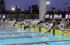 Concluyen torneos continentales de buceo en Vietnam