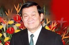 Inicia presidente vietnamita visita estatal a Brunei