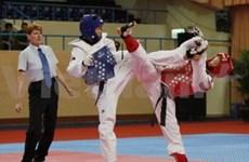 En Vietnam Copa Embajador Sudcoreano Taekwondo 2012