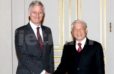 Vietnam y Bélgica intensifican relaciones
