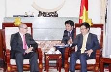 Ecuador considera a Vietnam socio estratégico en Asia