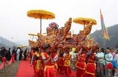 Inicia festival primaveral de Yen Tu 2013
