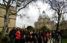 The Oxford Open Day para estudiantes vietnamitas