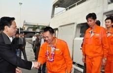 Nueva ruta turística marítima China-Vietnam