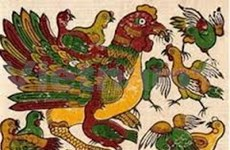 Patrimonio cultural intangible para pinturas folclóricas