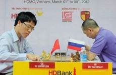 Participarán ajedrecistas mundiales en torneo en Vietnam