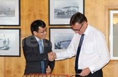 Vietnam y Australia estrechan relaciones