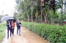 Japón ayuda a aldea vietnamita promover turismo