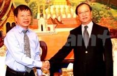 Prensa debe transmitir a jóvenes amistad Vietnam-Laos