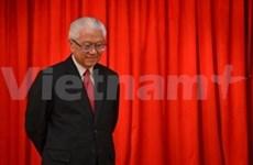 Visita Myanmar presidente de Singapur