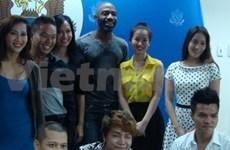 Debutará en Vietnam artista estadounidense de Broadway