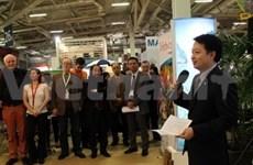 Amplia presencia en primera Feria de turismo en Vietnam