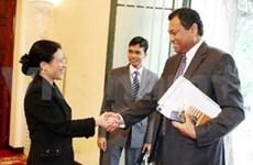 En Hanoi consulta política Vietnam – Sri Lanka