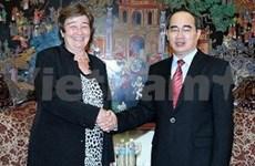 Vietnam y Alemania fomentan cooperación educativa