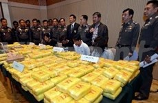 Países asiáticos intensifican lucha antidroga