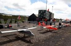 Aviones no tripulados cumplen primeras misiones