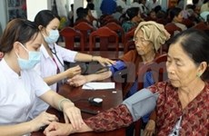 Coloquio sobre protección social en Vietnam