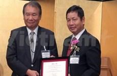 Honran a gerente informático vietnamita en Japón