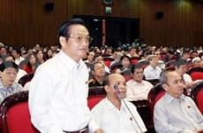 Parlamento vietnamita evalúa plan socioeconómico