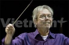 Maestro holandés dirigirá concierto en Ciudad Ho Chi Minh