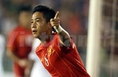 Gana Vietnam a Myanmar partido amistoso de fútbol