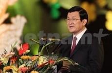 Presidente vietnamita visitará China