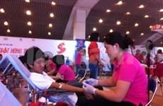 Concluye campaña ambulante de donación de sangre