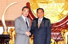 Laos y China impulsan asociación estratégica integral
